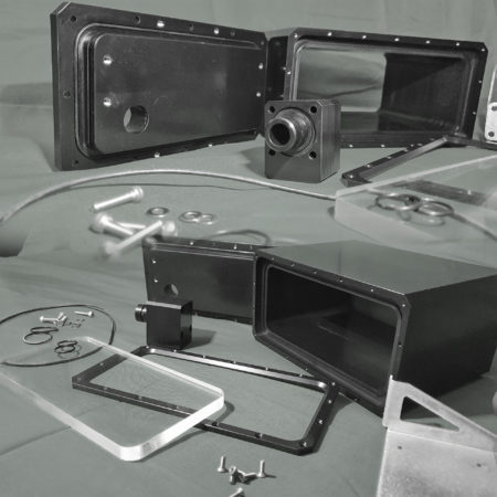 caisson fabrication pièces