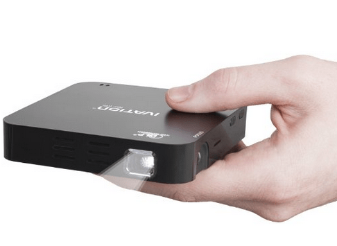 portable mini projector Ivation Review