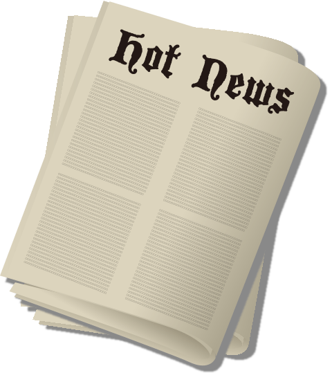 Newspaper,Press vector icon 2 | SVG(VECTOR):Public Domain ...