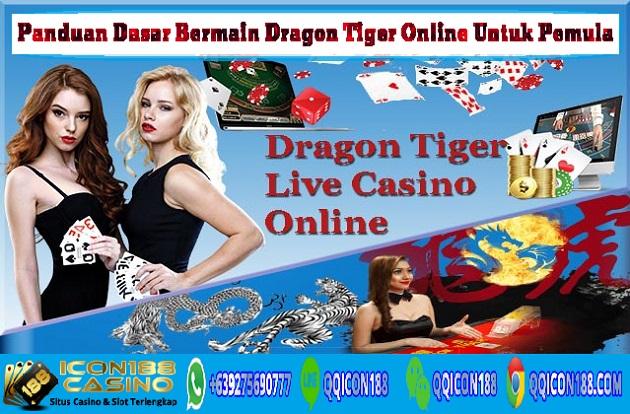 Panduan Dasar Bermain Dragon Tiger Online Untuk Pemula