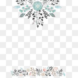 background wedding border design