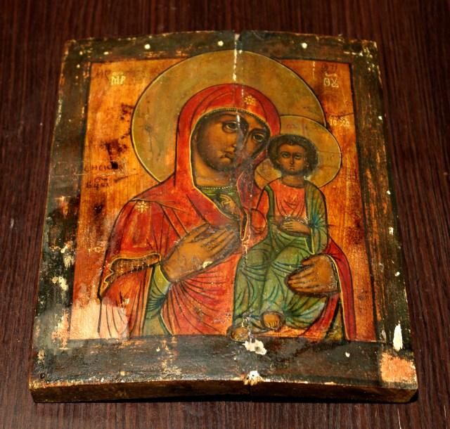 Образ Божией Матери Смоленская