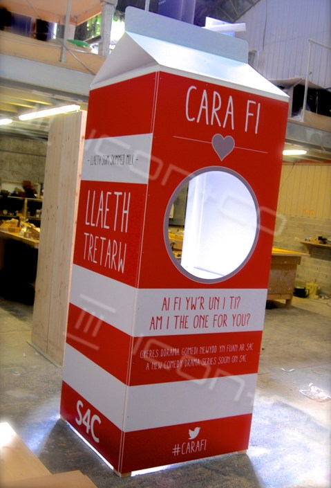 marketing campaign props, PR stunts,creative marketing tools, giant props interactive displays, over-size prop