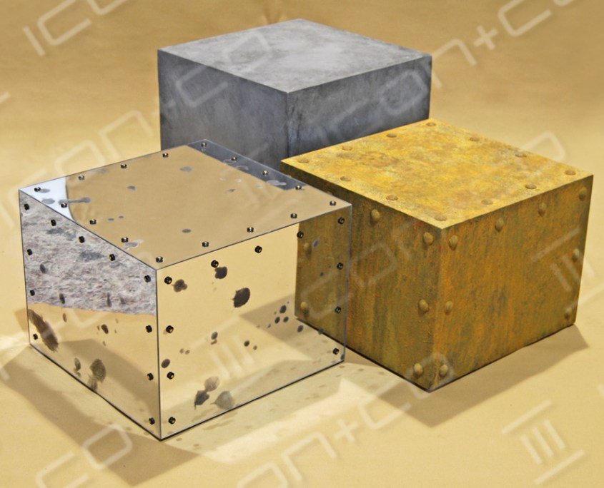 MDF display boxes & cubes & risers, MDF display boxes, relief textured, riser, urban vintage distressed paint effects, fake faux rust, stone, concrete, scenic painting artist, wooden timber boxes box, vm, mannequin bases, cubes