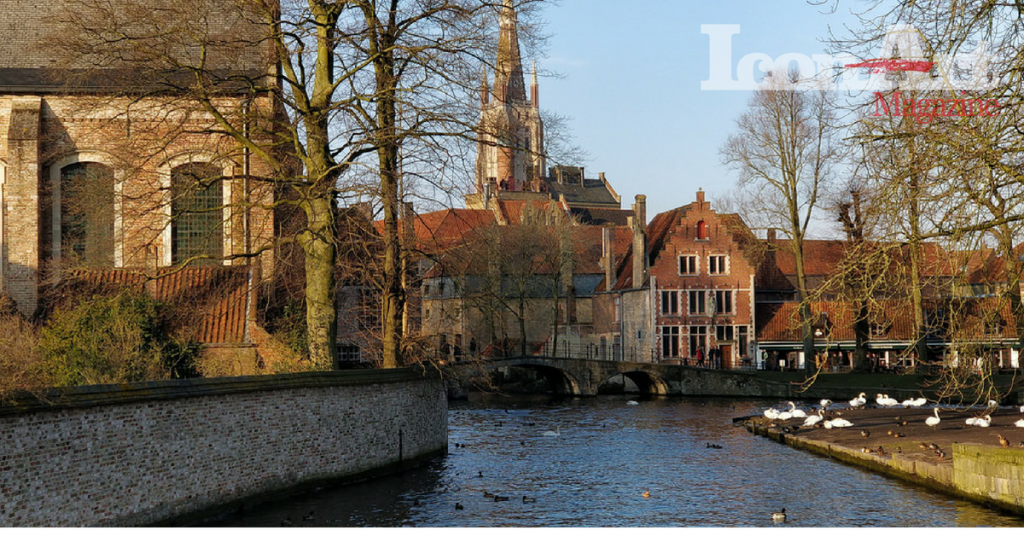Bruges-Minnewaterpark