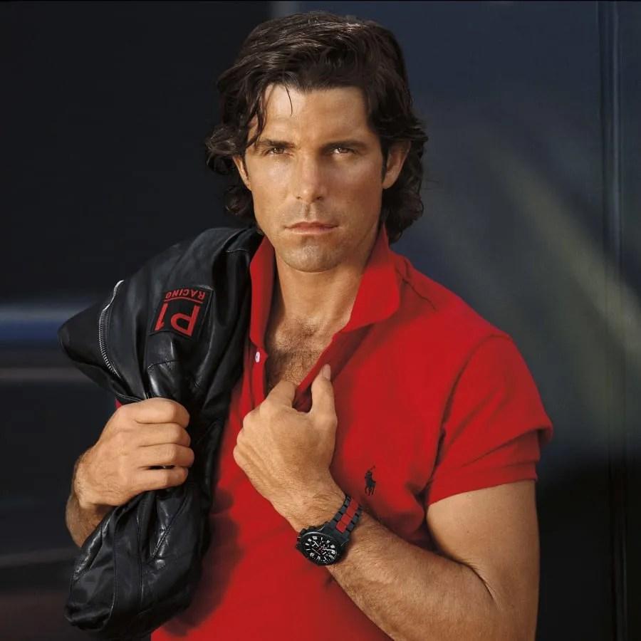 RALPH LAUREN - POLO RED - Nacho Figueras imagen de la marca (1)