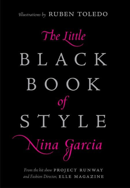 The little black book of fashion