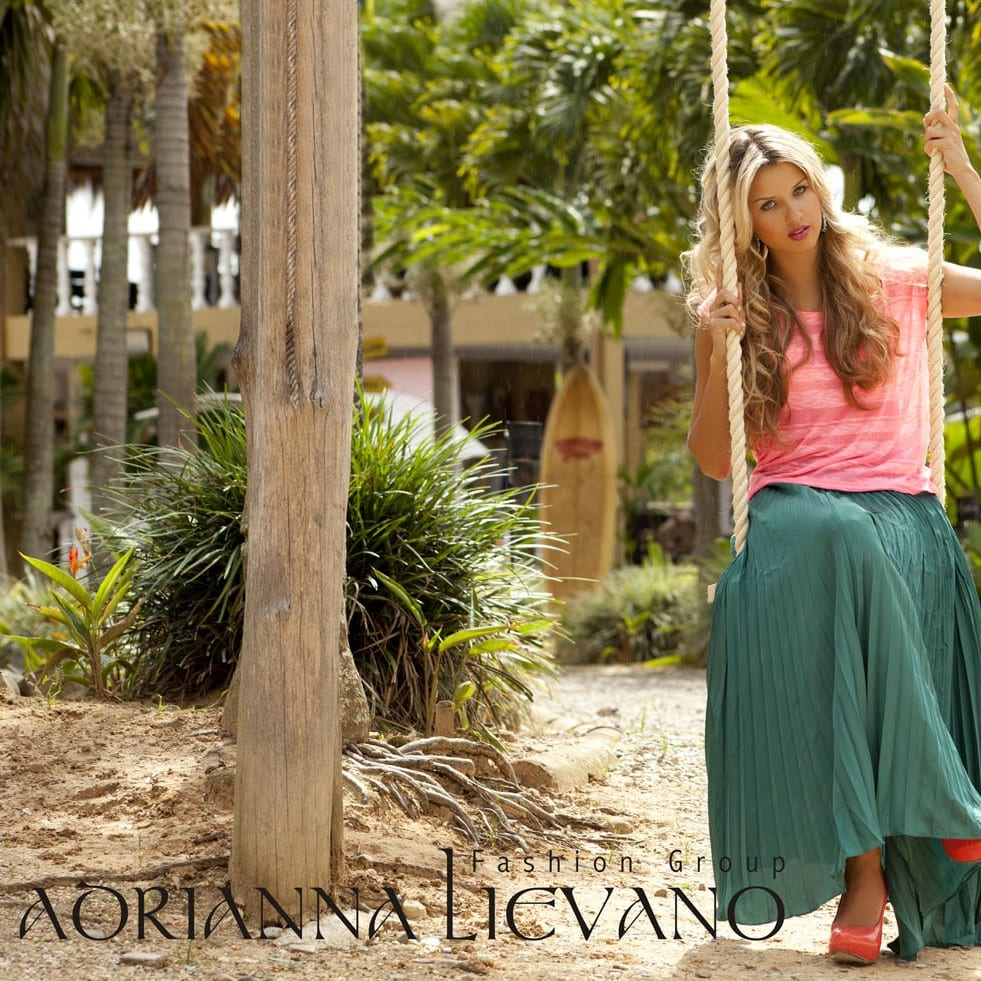 Adriana Lievano 2012