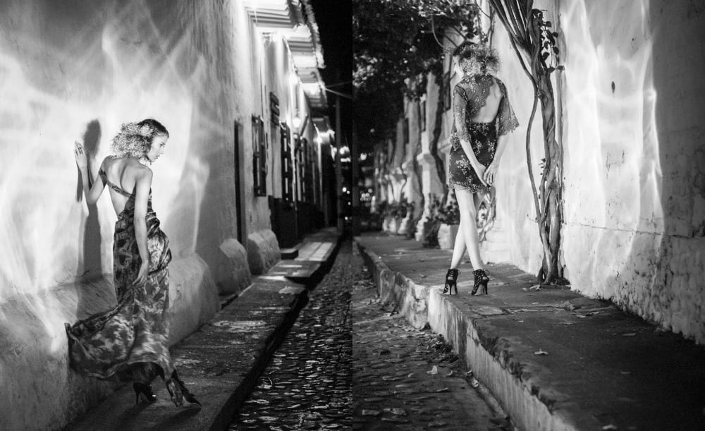 vestidos Andrés Pajón