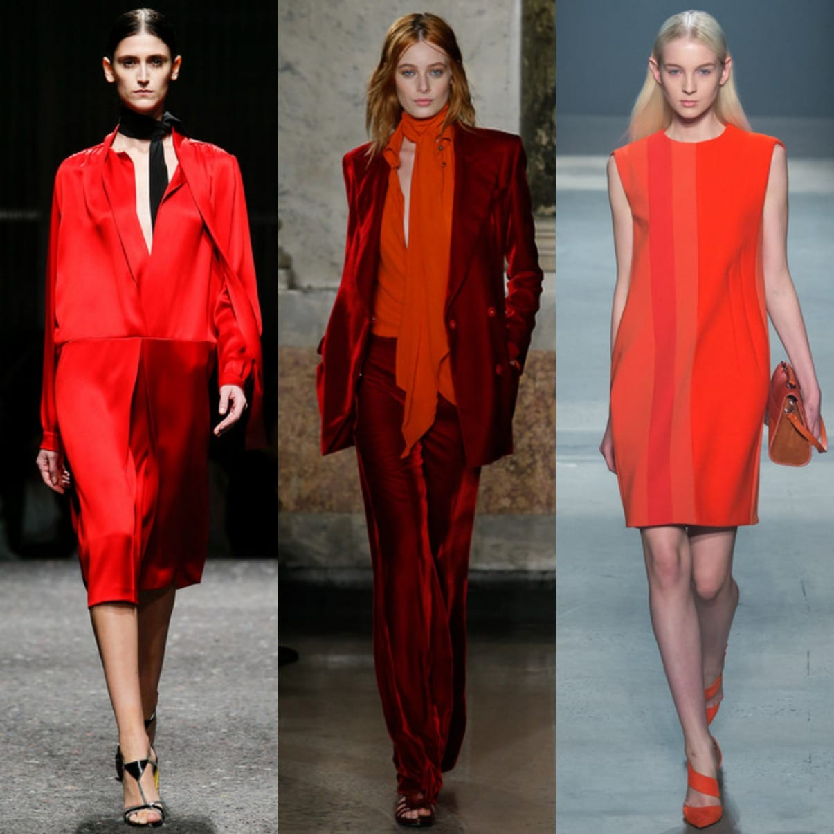 tendencia rojo 2014