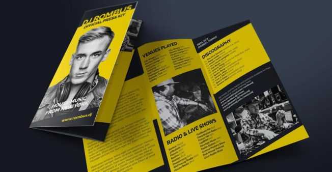An Electronic Press Kit, All You Need To Know As An Artiste