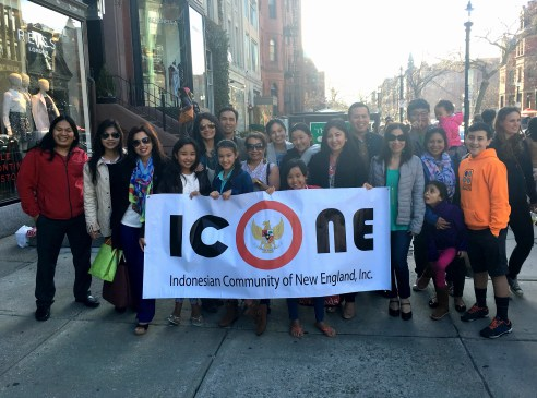 2nd Dining Out for Charity with ICONE & Friends