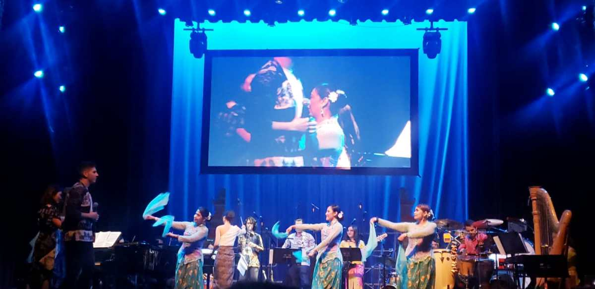 Semi-Theatrical Musical Adventure to Indonesia's Folklores Took Stage in Boston