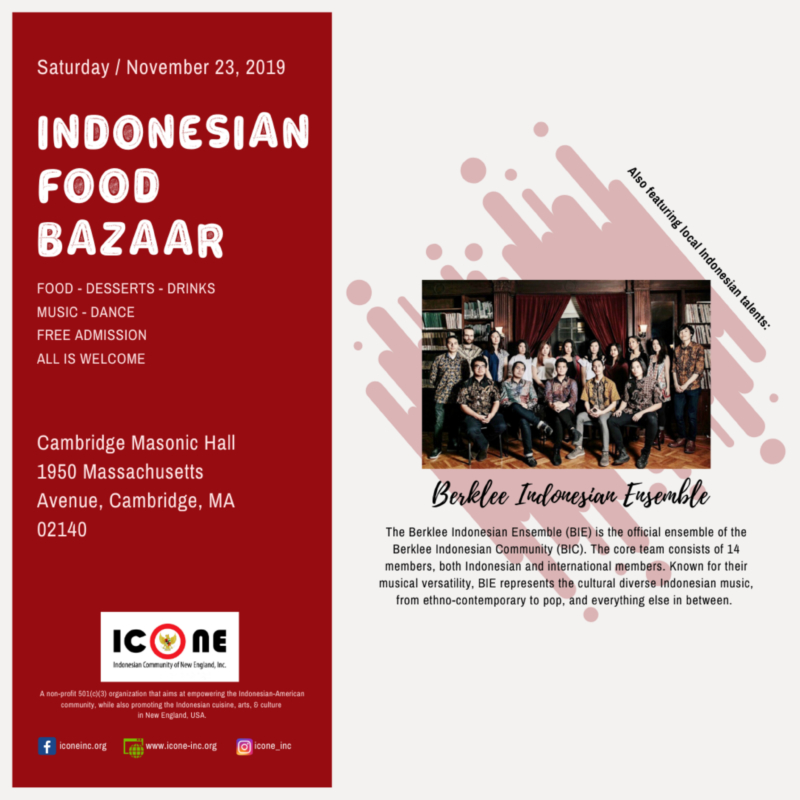 Berklee Indonesian Ensemble promo