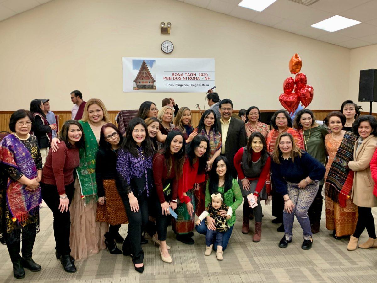 Bona Taon 2020 Celebration with the Bataknese community in New England
