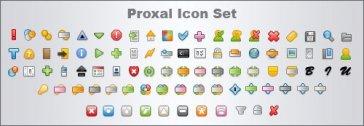 Proxal Icon Set v2