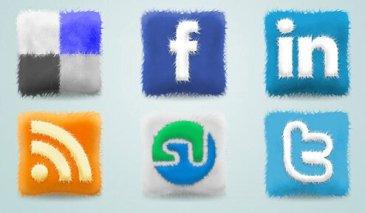 Furry Cushions Social