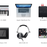 gadgets icones
