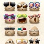 Grassy icônes gratuites
