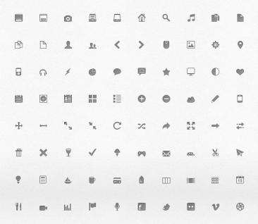 MimiGlyphs