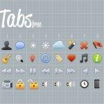 TabsIcons gratuites