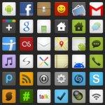 android icones gratuites à télécharger