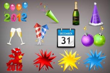 Nouvelle année 2012