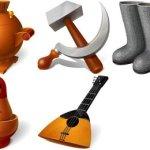 icones russie gratuites