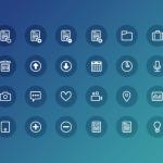 24 icones