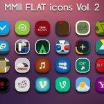 Mmii flat icons vol 2