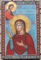 Madre di Dio Advocata-20 X 30 cm -(2014)-450€