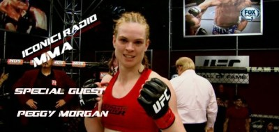 "MMA Radio: Invicta FC Peggy The Day Walker"" Morgan, MMA News Headlines"