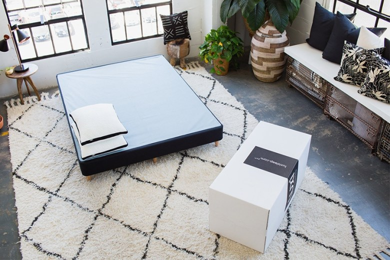 Luxi Mattress Top View