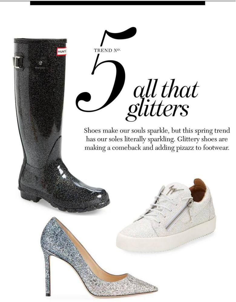 all the glitters