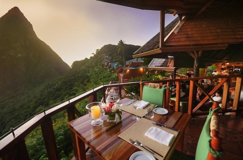 Dasheene Restaurant at Ladera Resort fine dining