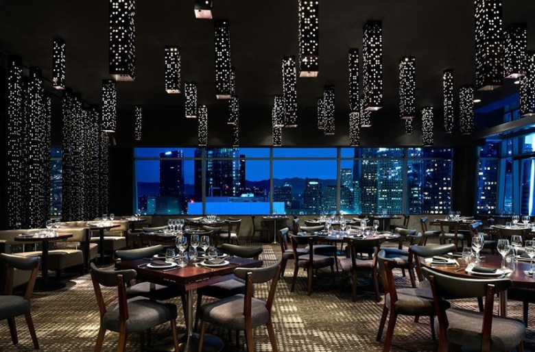 WP24 by Wolfgang Puck dining with a view