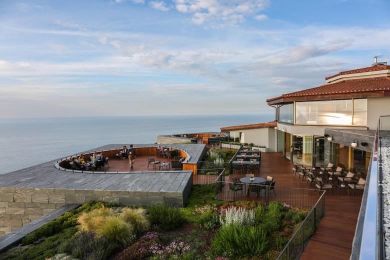 Akelare Restaurant San Sebastián - Ocean View