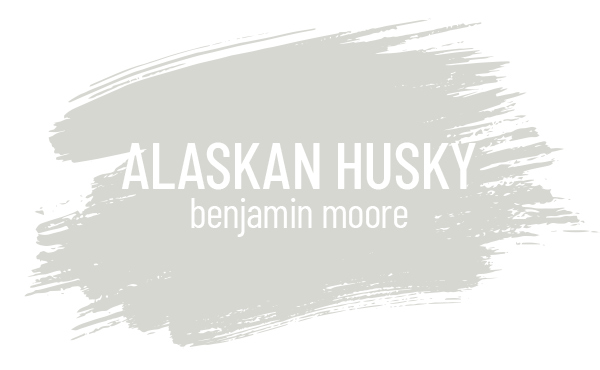 Alaskan Husky by Benjamin Moore