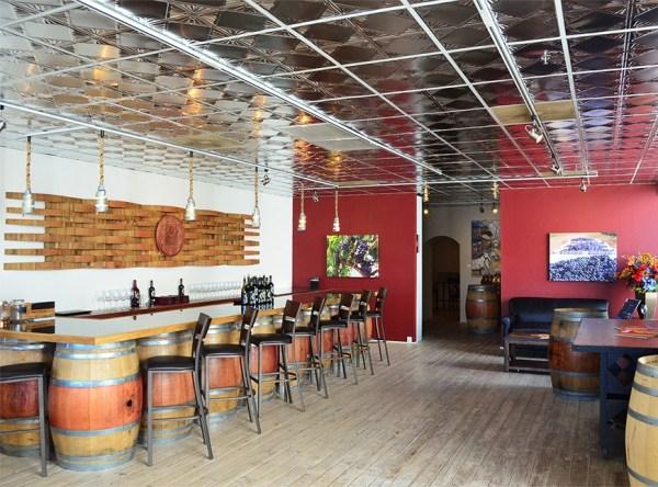 Carlson Creek Scottsdale tasting room Robert Carlson