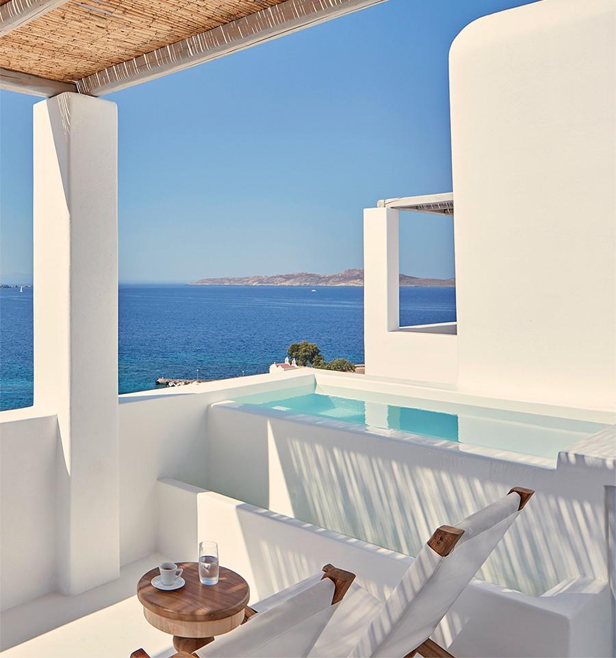 Katikies Mykonos Hotel Greece
