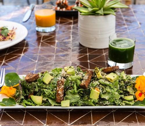 Vegan Fine Dining - Cafe Gratitude