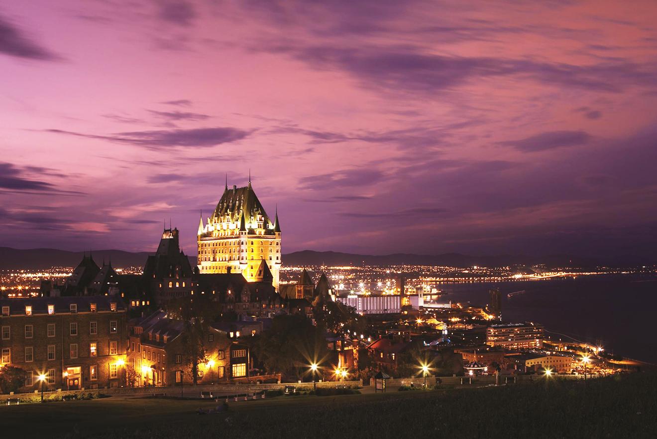 Fairmont Le Chateau Frontenac Quebec