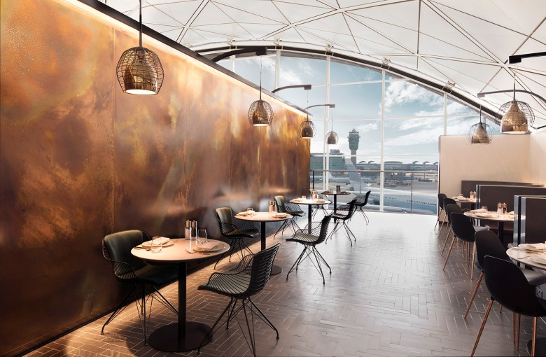 HKG Centurion Lounge - Best Airline Lounges 2019