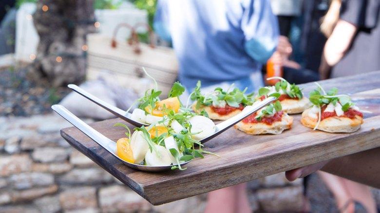 Plant Food + Wine vegan dining Venice Beach CA