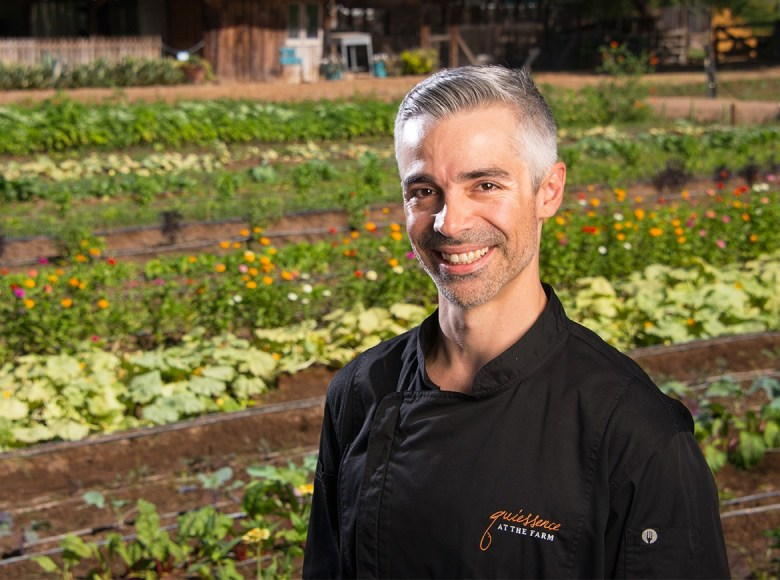 Executive Chef Dustin Christofolo
