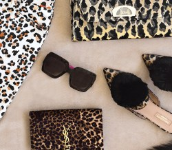 Animal print fashion styles
