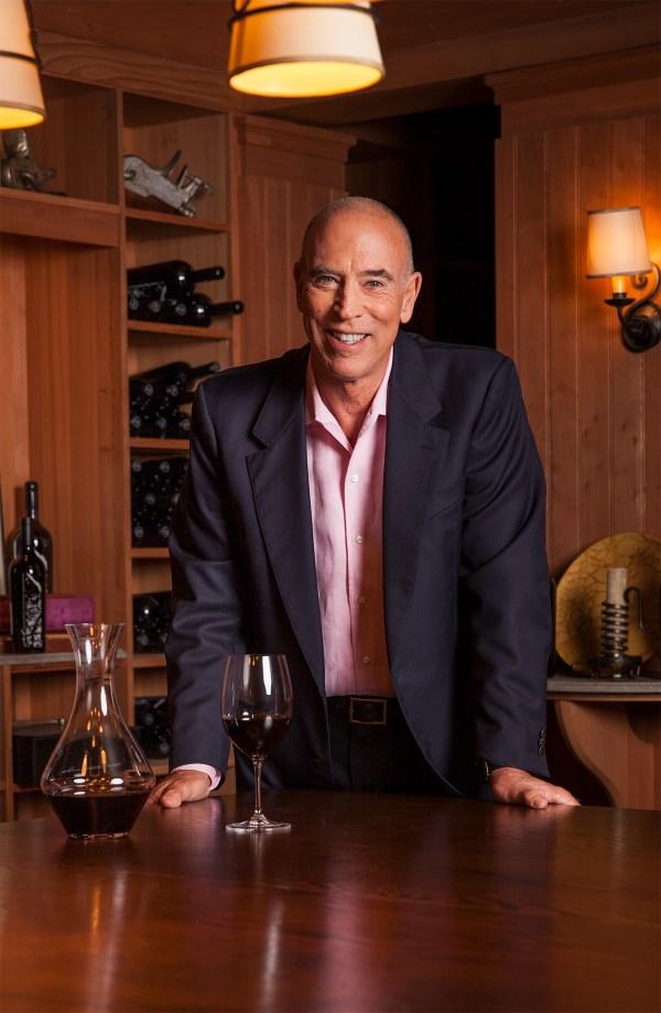 Michael Mondavi of Robert Mondavi Winery