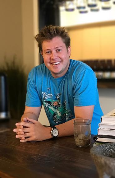 Cicerone Zack Burris talks best Fall beers