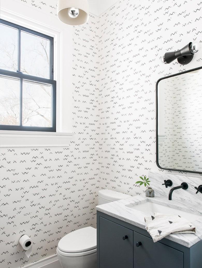 Wall Coverings Brook Perdigon Textiles LOXO Bathroom