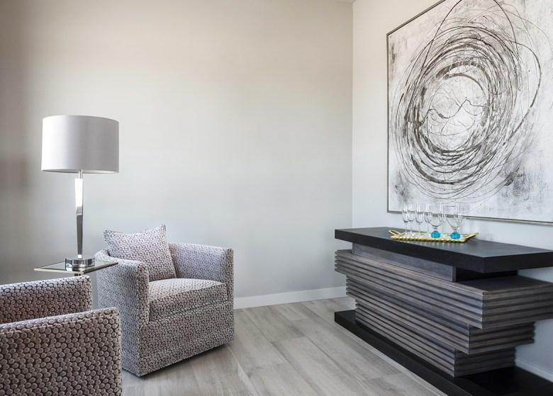 Graythorn Development Living Room
